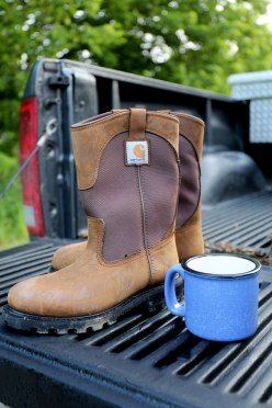 Goodmorning from Crafted in Carhartt