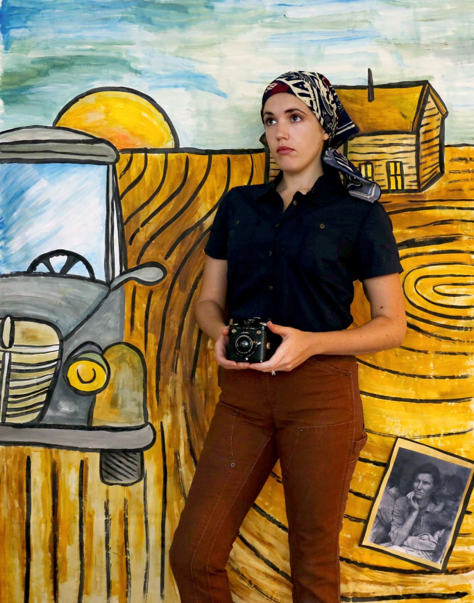 9 Empowering Halloween Costumes For Women / Crafted in Carhartt