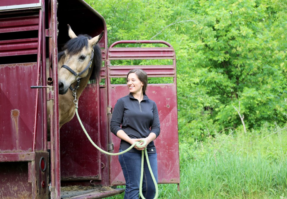 Horses and Forces / Crafted in Carhartt