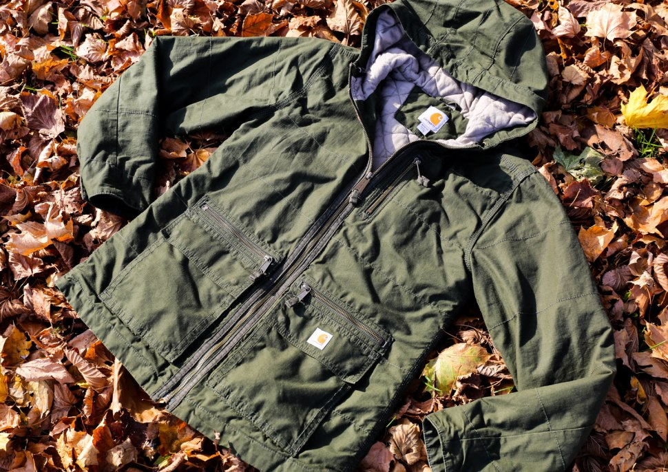 Carhartt Gallatin Jacket / Crafted in Carhartt