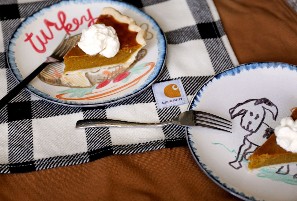 Thankful Pie / Crafted in Carhartt