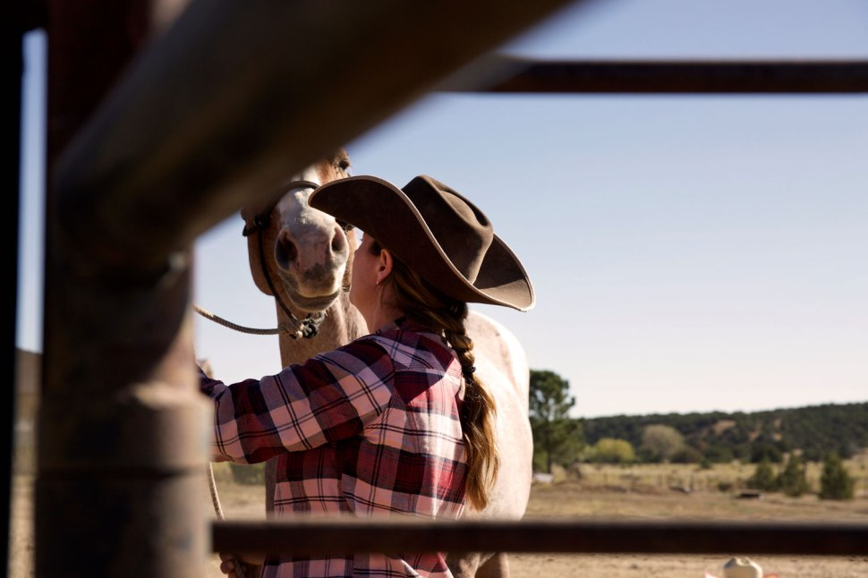 The Hero, The Cowgirl / Crafted in Carhartt