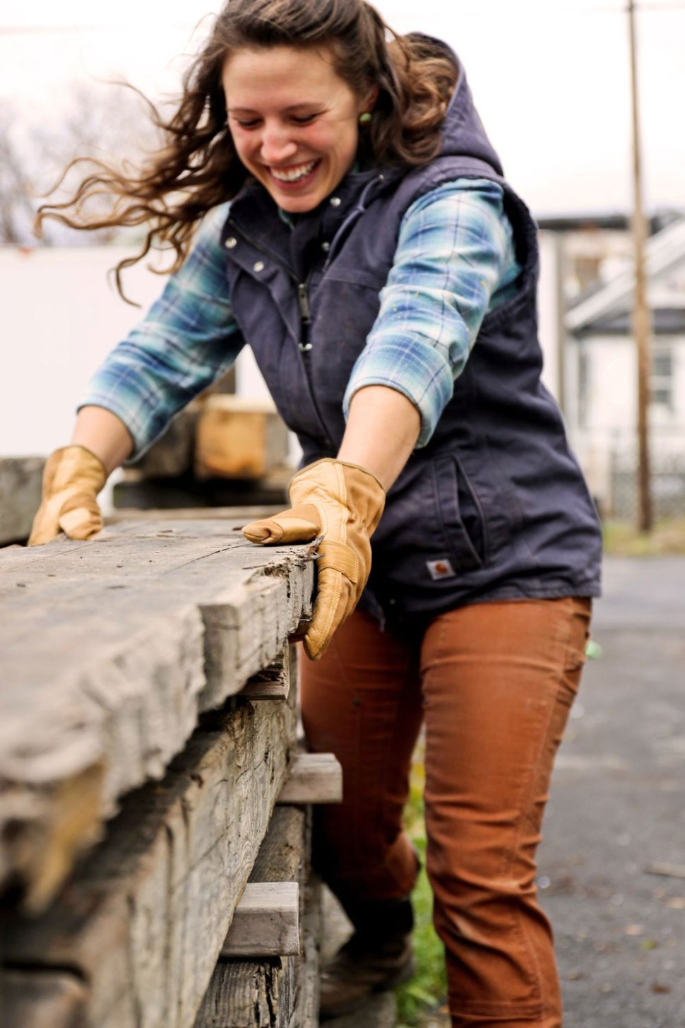 20 Bad Ass Girl Power Moments of 2015 / Crafted in Carhartt