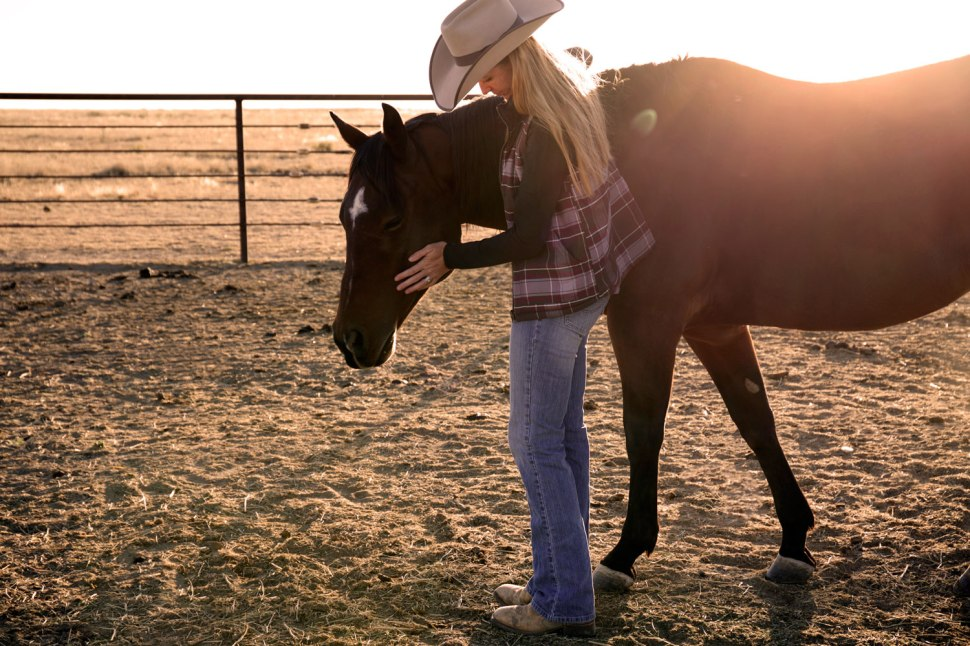 The Real Life of Cowgirl Joette Donnell / Crafted in Carhartt