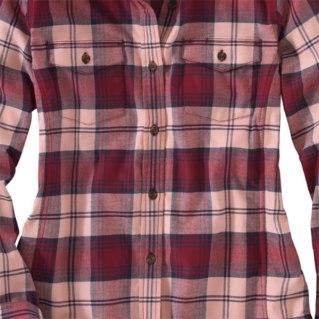 Carhartt Women's Hamilton Shirt / Crafted in Carhartt