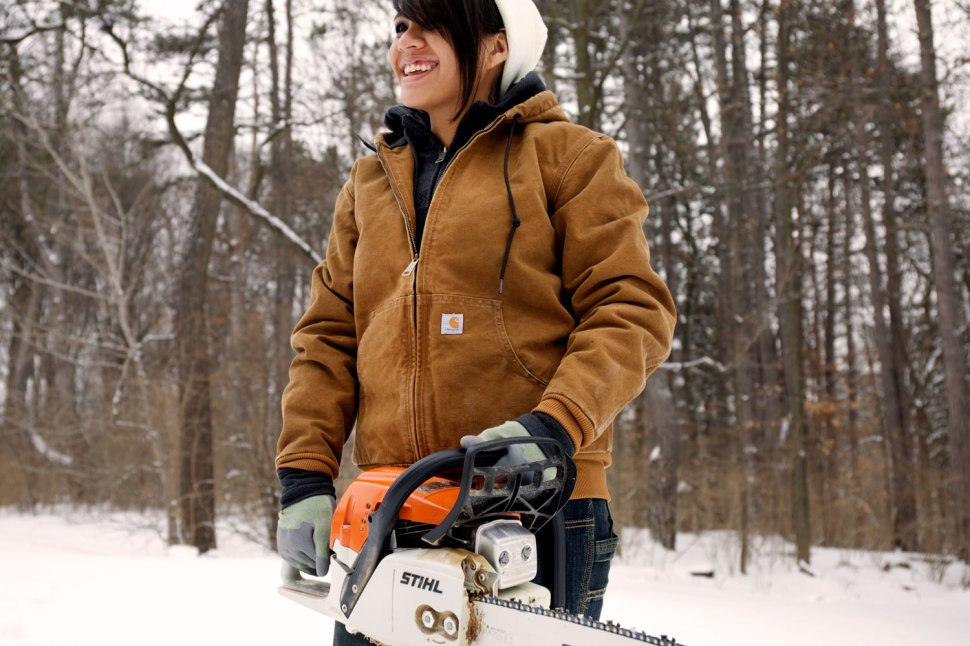 The Joy of Winter / Crafted in Carhartt