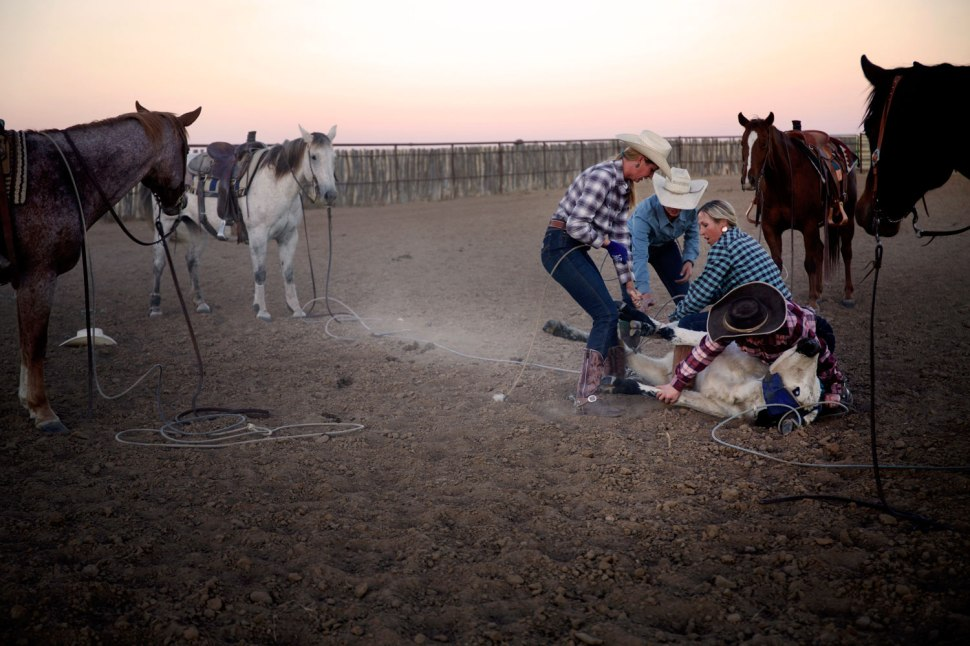 Ranch Rodeo Practice Tips / Crafted in Carhartt