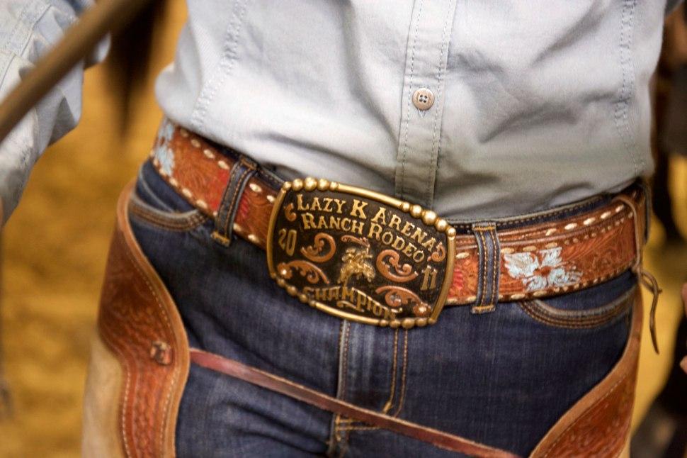Belt Buckle Pride / Crafted in Carhartt