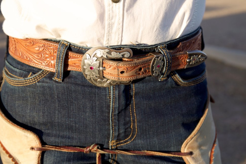 Belt Buckle Pride / Crafted in Carhartt