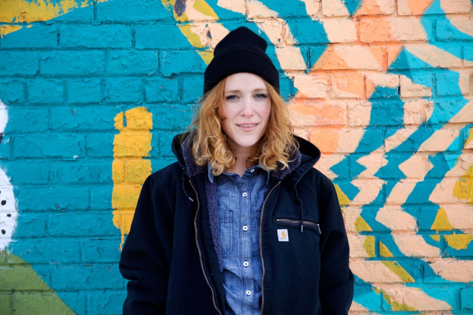 Arists Ellen Rutt on Crafted in Carhartt