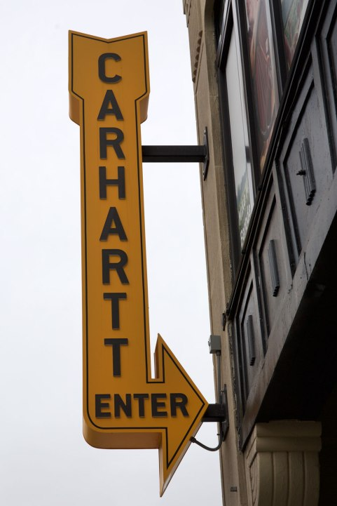 Carhartt Detroit / Crafted in Carhatt