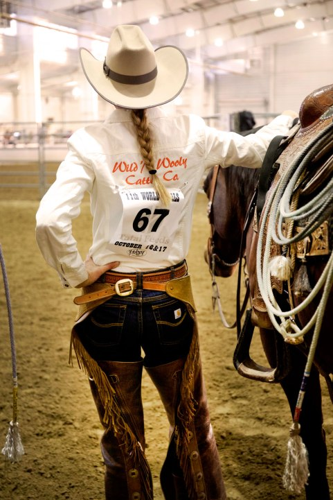 Best Horse in Show, Joette Donnell / Crafted in Carhartt