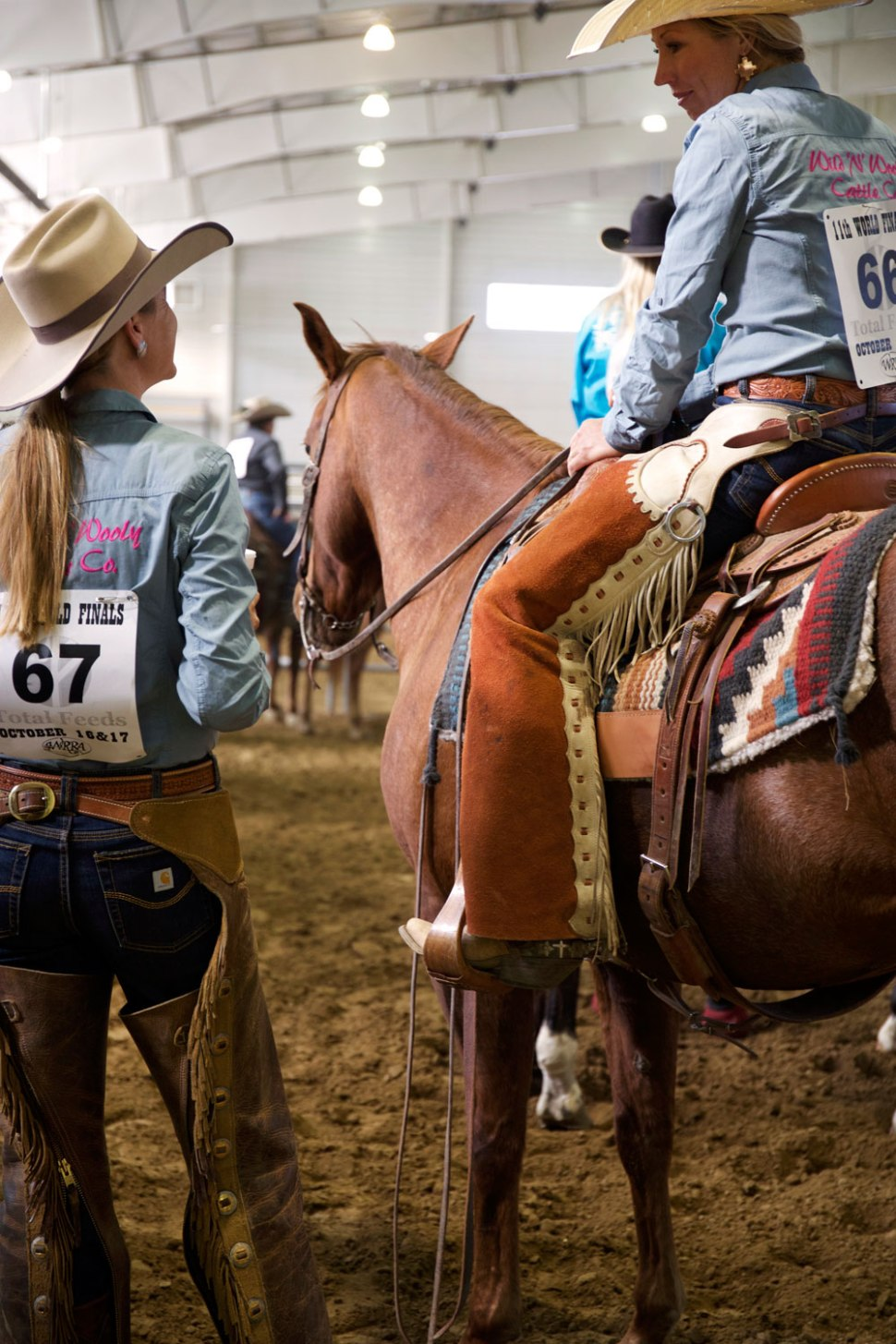 Life Moments at the Rodeo / Crafted in Carhartt