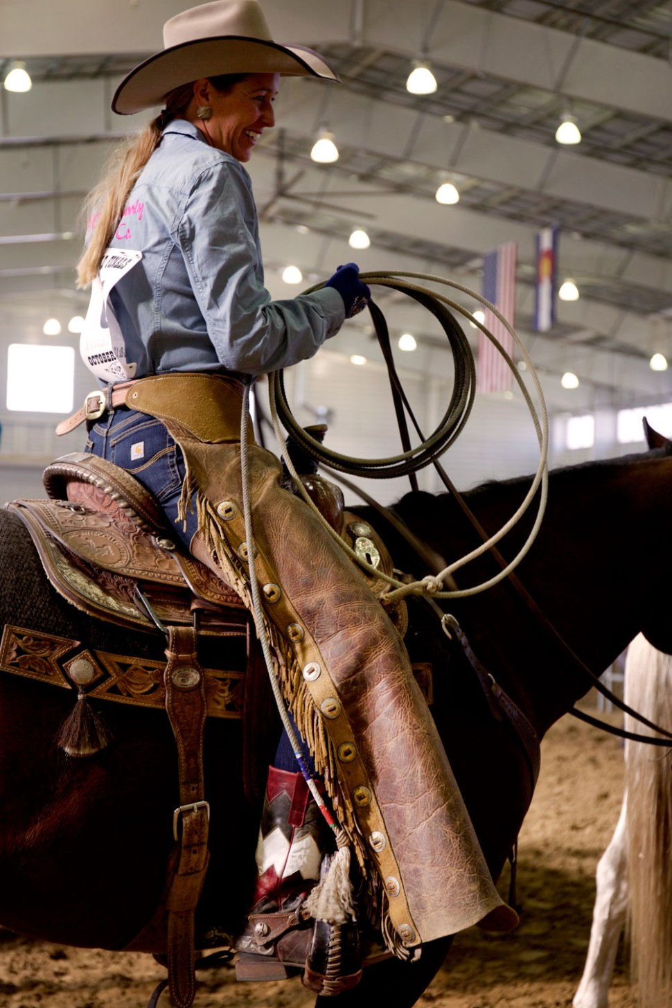 Wild 'N' Wooly at the Rodeo / Crafted in Carhartt