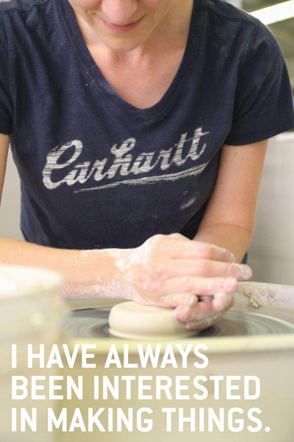 Monica Wilson / Crafted in Carhartt