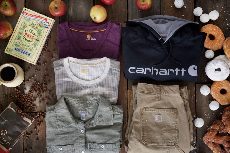 Fall Favorites / Crafted in Carhartt