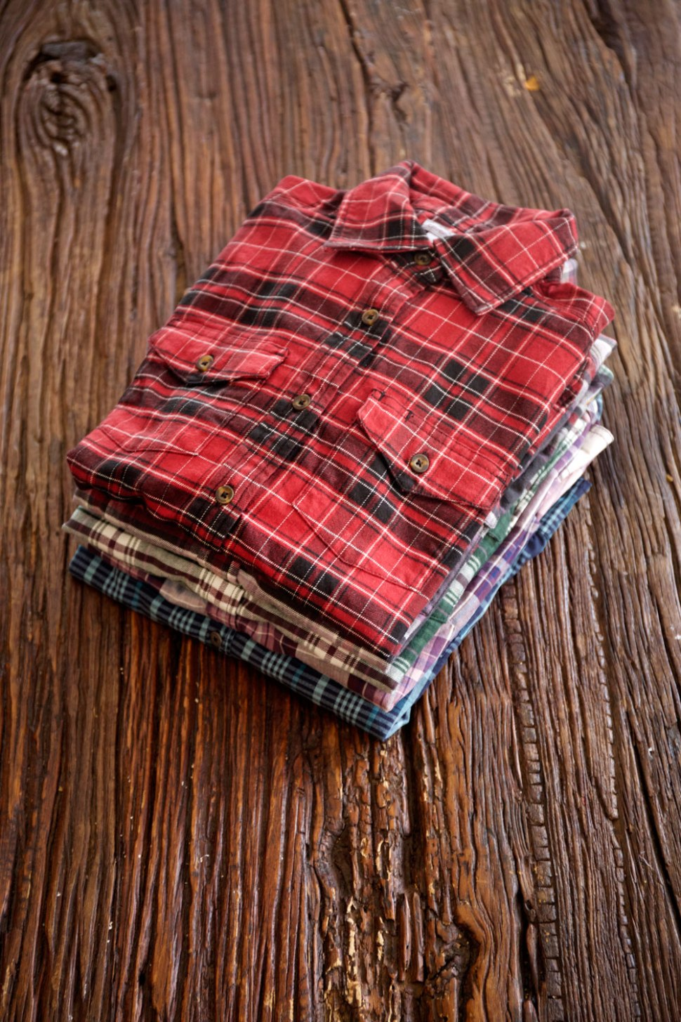 Carhartt Plaids / Crafted in Carhartt