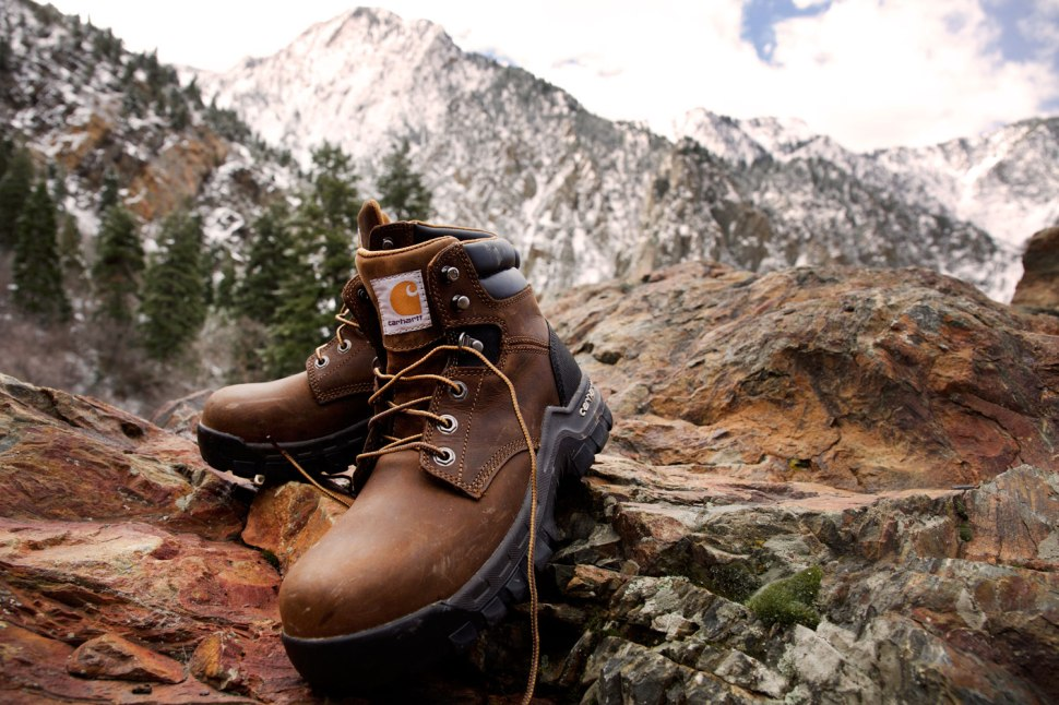 Rugged Flex Boot / Crafted in Carhartt