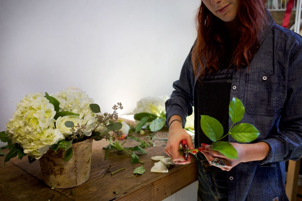 Flowers for Dreams / Crafted in Carhartt
