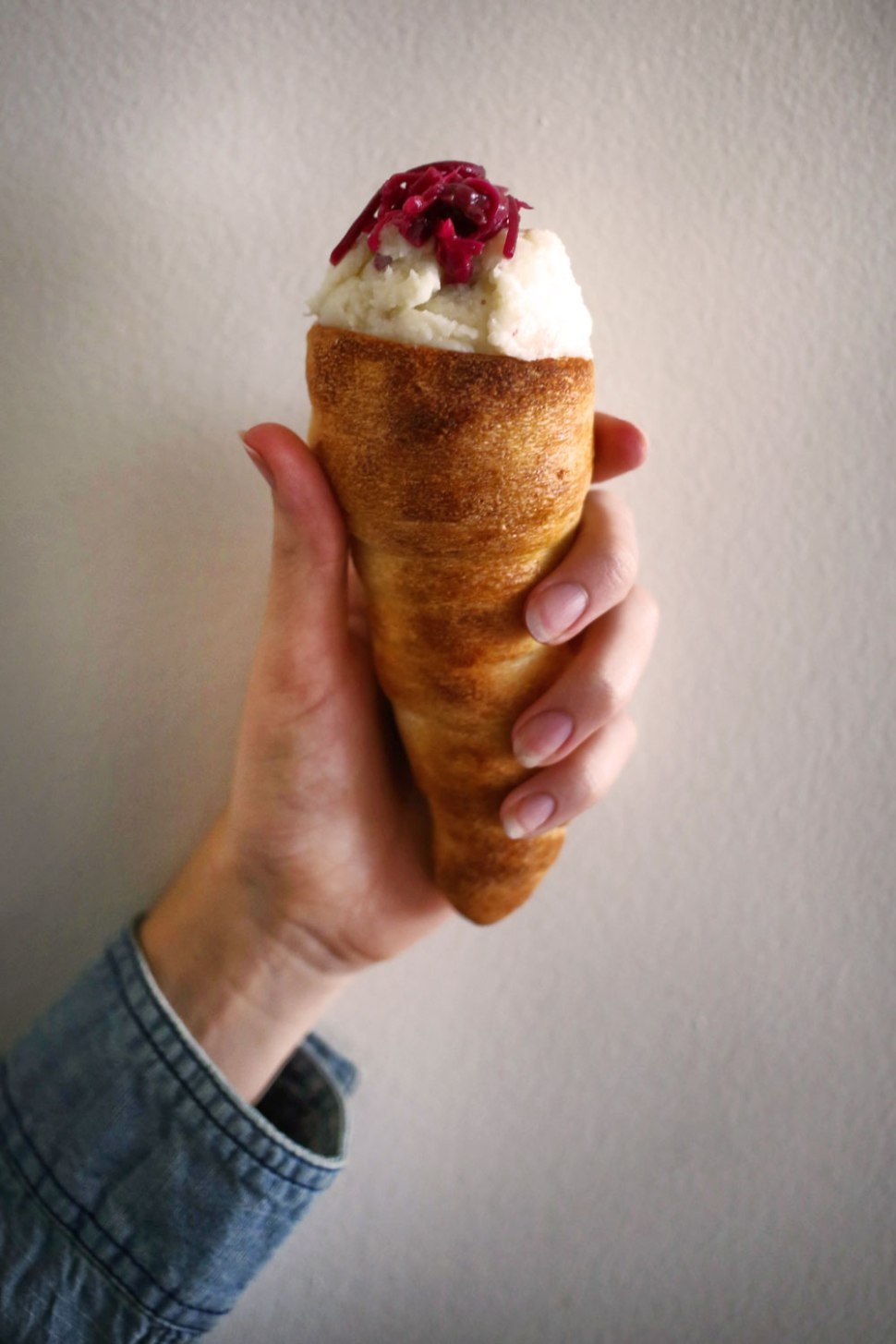 The Bread Cone DIY / Crafted in Carhartt