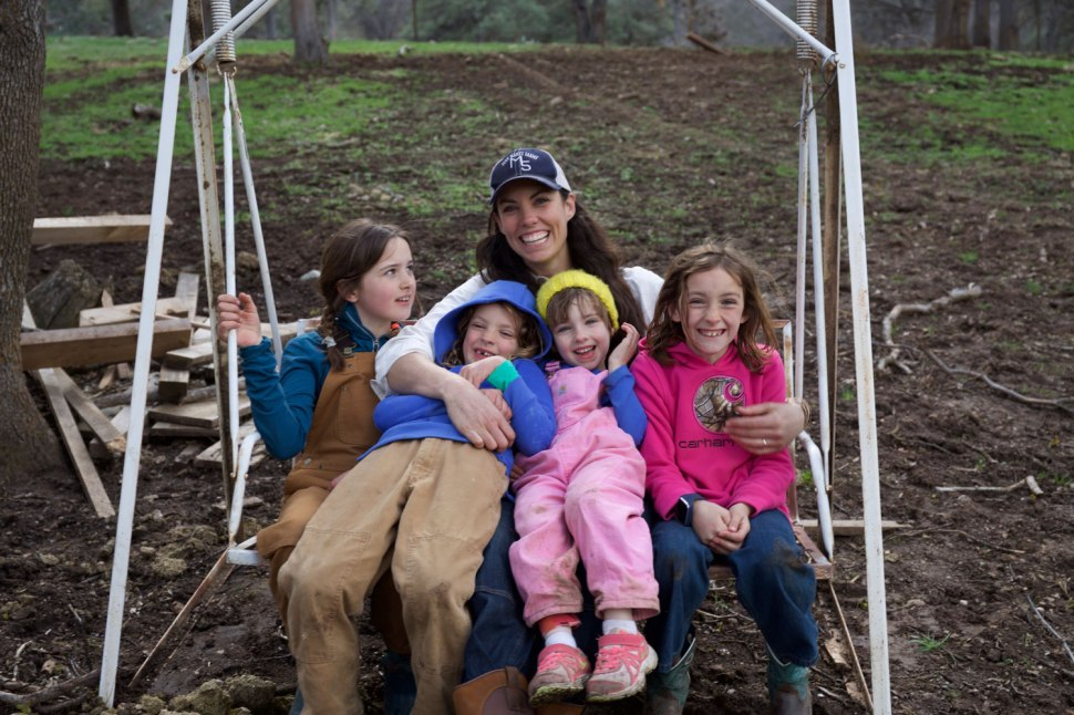 Farm Kids / Five Marys Farms / Crafted in Carhartt