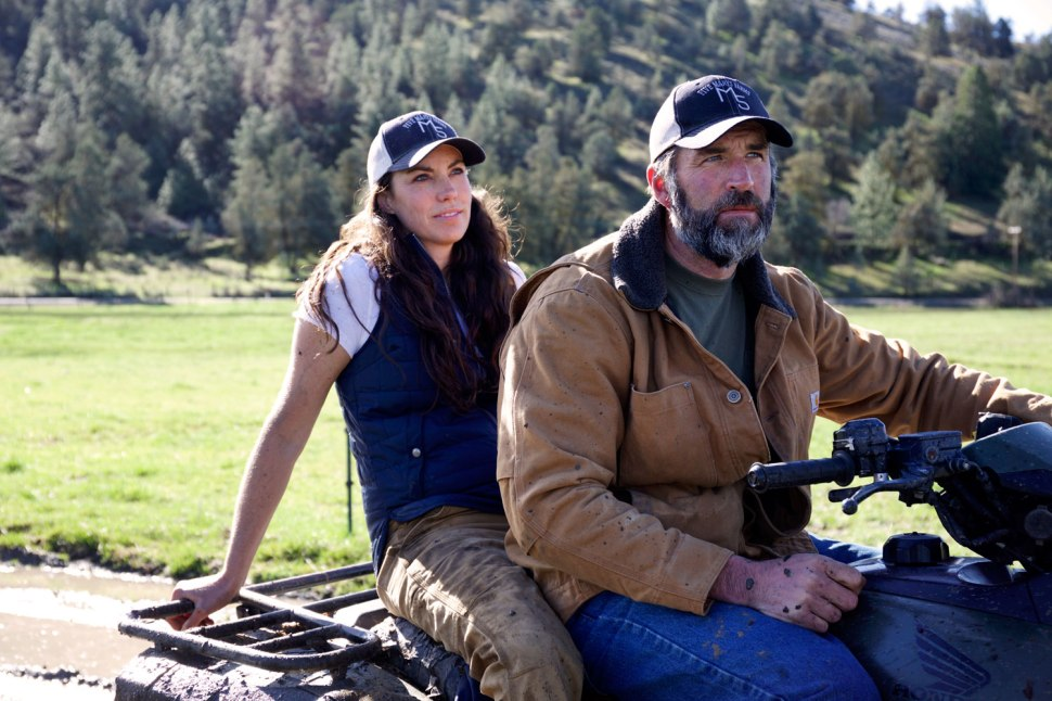 Mary and Brian Heffernan of Five Marys Farms / Crafted in Carhartt