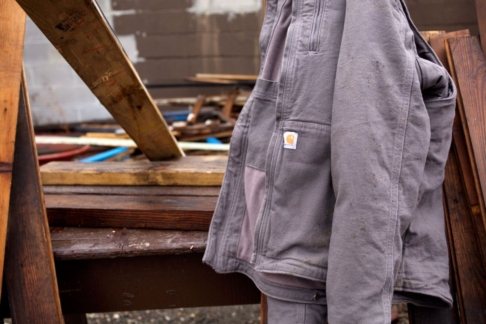 Bo Shepherd of Woodward Throwbacks / Crafted in Carhartt
