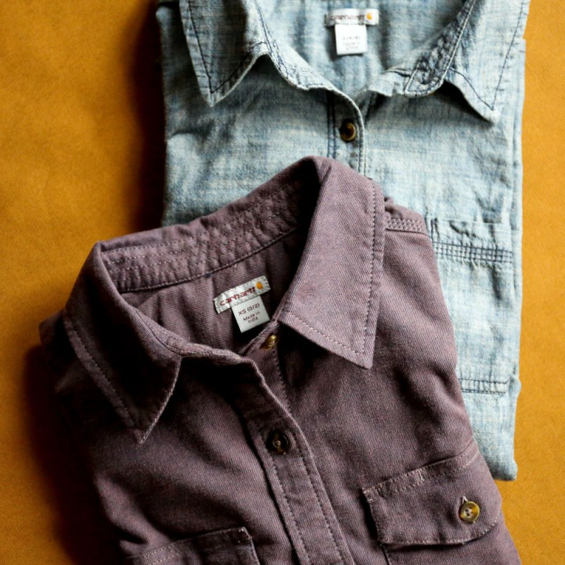 Crafted in Carhartt in Montana