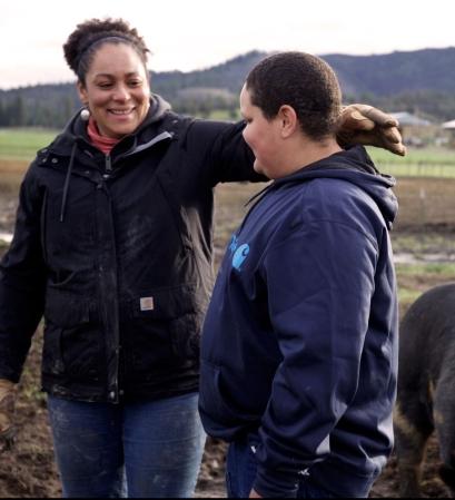 Trina Cramer / Fort Jones Rancher / Crafted in Carhartt