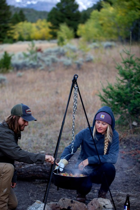 Makers in Montana / Crafted in Carhartt