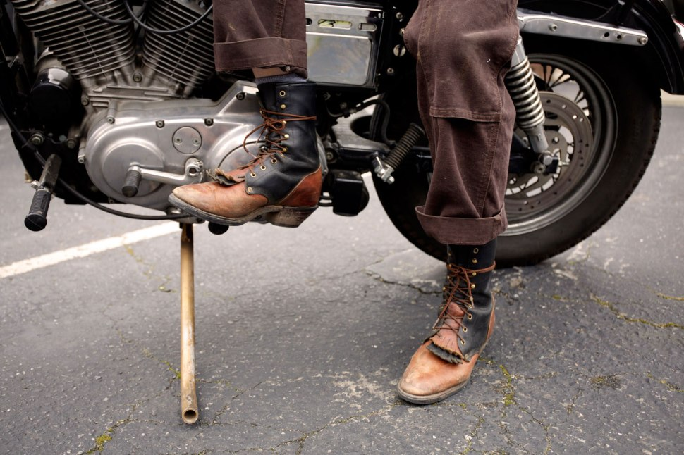 Motorcycle Rosanna / Crafted in Carhartt