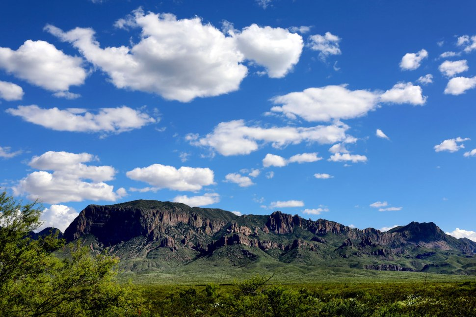 Big Bend National Park / Crafted in Carhartt