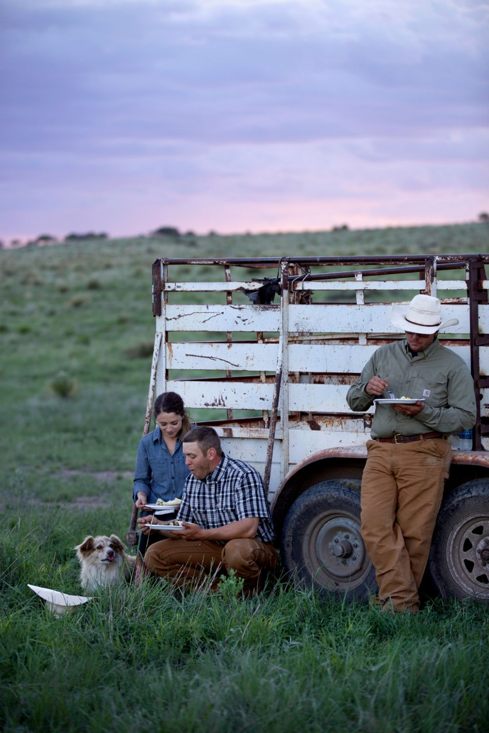 The Fletcher Ranch in Marfa, TX / Crafted in Carhartt