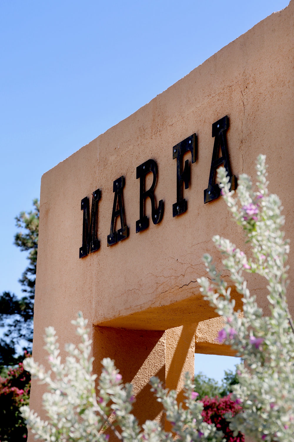 Marfa, Texas / Crafted in Carhartt