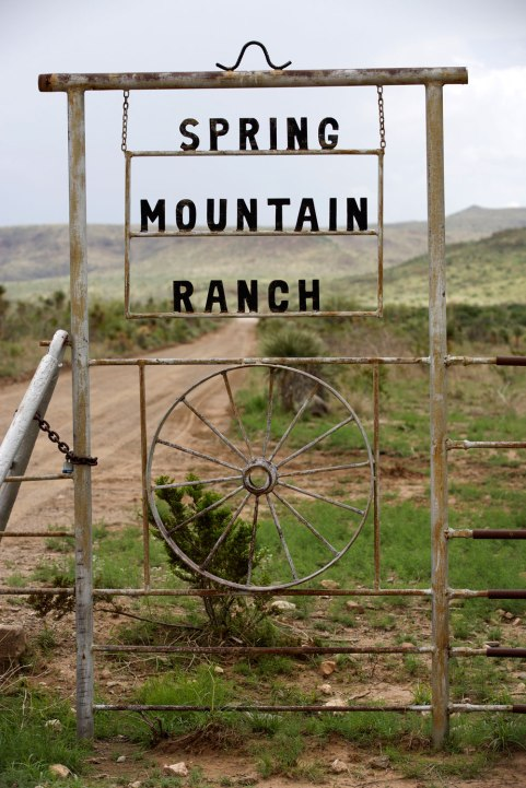Spring Mountain Ranch / Crafted in Carhartt