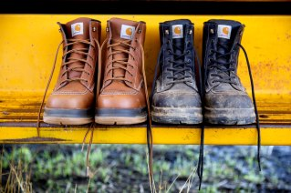Exploring Detroit / Crafted in Carhartt