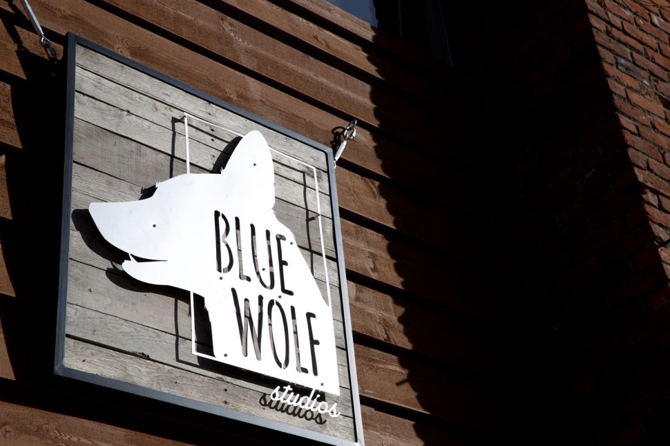 Blue Wolf Studios / Crafted in Carhartt