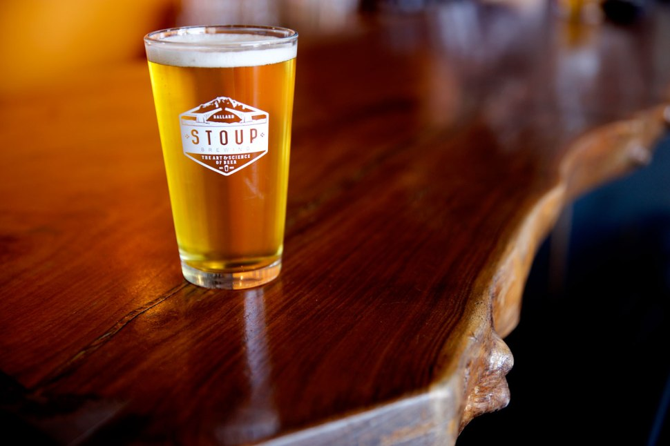 Robyn Schumacher / Stoup Brewing / Crafted in Carhartt