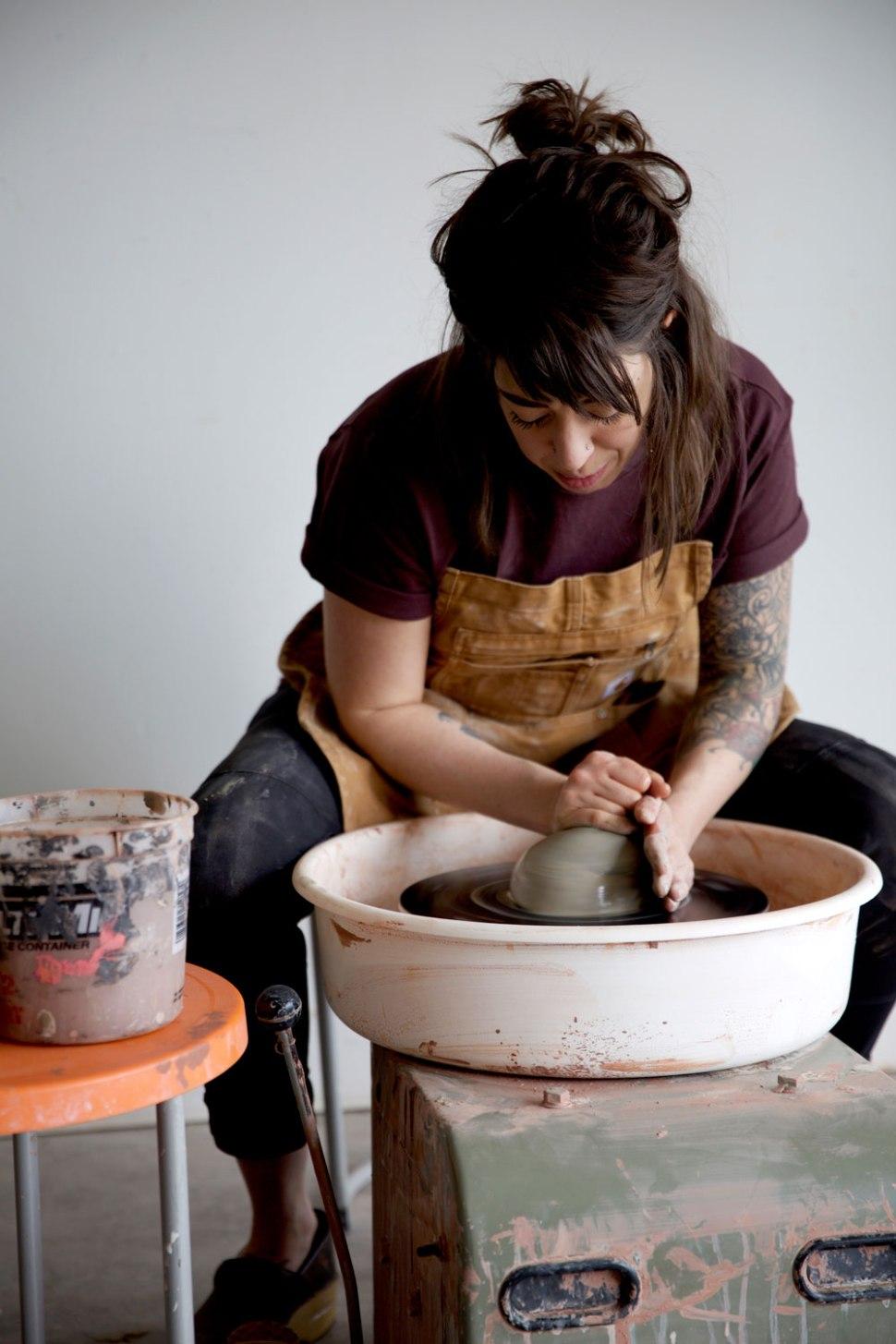Megan Sarraf / Crafted in Carhartt