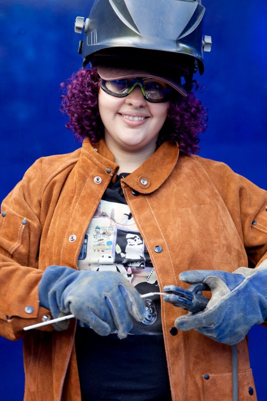 Women in Trades / Crafted in Carhartt