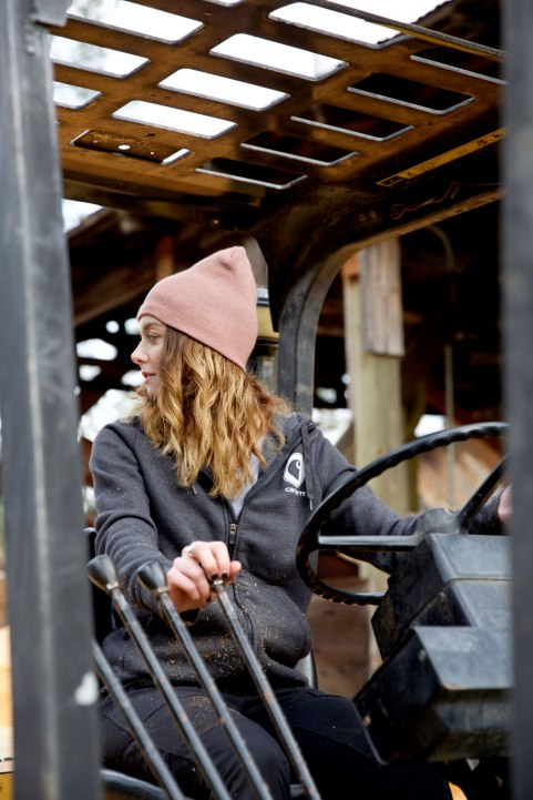 KUBICH LUMBER YARD / Crafted in Carhartt