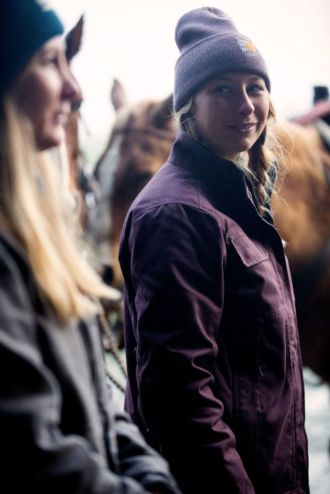 The Women of Niederhauser Ranch / Crafted in Carhartt