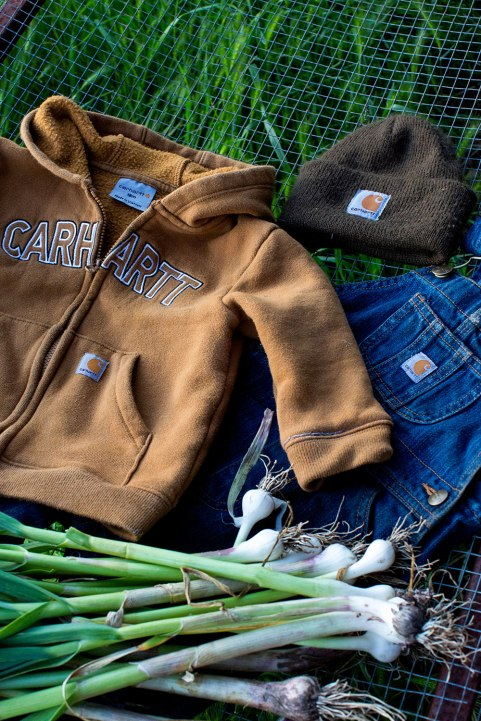 Father's Day at Happy Acre Farm / Crafted in Carhartt