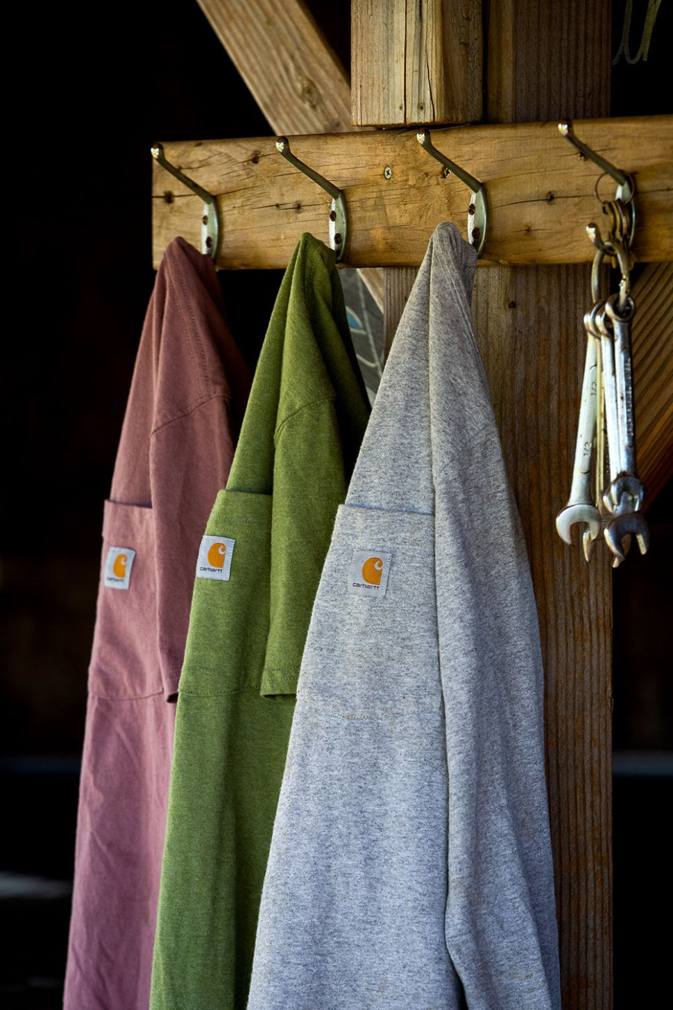 Happy Acre Farm Family / Crafted in Carhartt