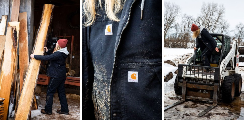 Shop small this Small Business Saturday (and Cyber Monday) with these Women Owned Businesses / Crafted in Carhartt