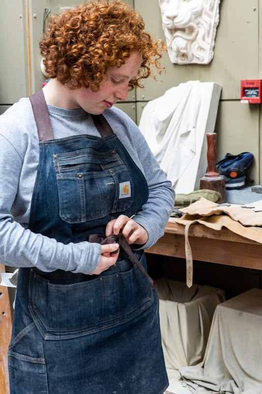 The Women of City and Guilds of London Art School / Crafted in Carhartt