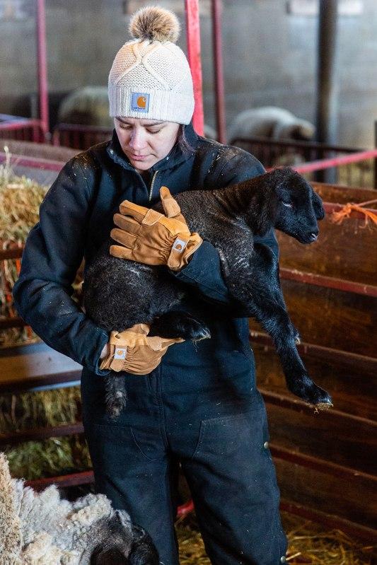 Slack Farms / Lake Geneva, Wisconsin / Crafted in Carhartt