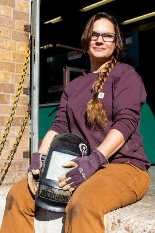 Austin Community College / Women in Construction / Crafted in Carhartt