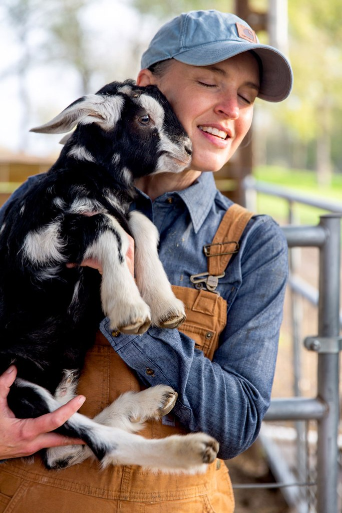 The Women of Bee Tree Farm in Austin Texas / Crafted in Carhartt