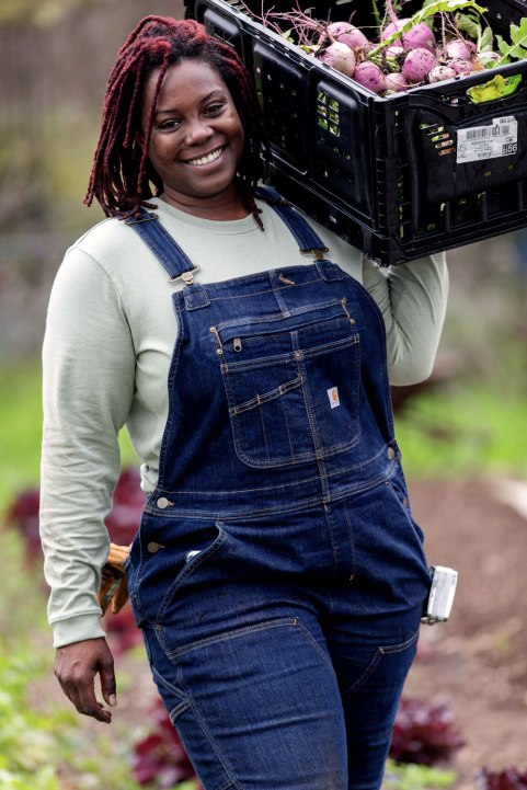 Austin Farmer Tiffany / Crafted in Carhartt
